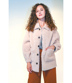 Manteau Ever Beige - Suncoo