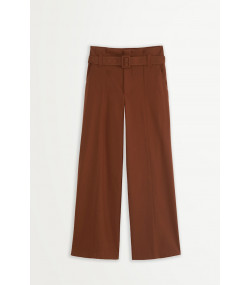 Pantalon Janig tabac - Suncoo